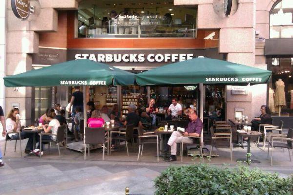 Starbuck Nurosmaniye Projemiz Tamamlandı